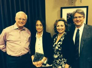 Liz Lerman and Holy Sidford visit LSU