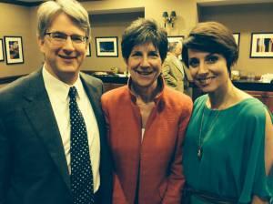 Liz Lerman and Holly Sidford visit LSU